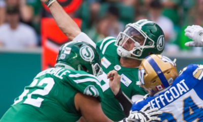 CFL Week 6 Preview: Roughriders at Bluebombers