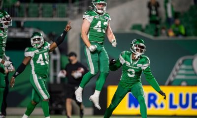 Roughriders handle Lions