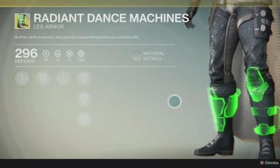 Bungie's Already Nerfect Two Exotics in Destiny 2