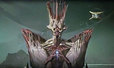 Savathun Looks Pretty Terrifying in Destiny 2