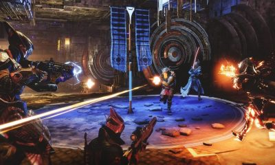 Destiny 2 Trials Labs- Capture Zone is in a Precarious Place