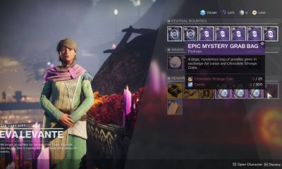 What's Inside Destiny 2's Festival of the Lost Epic Mystery Grab Bags
